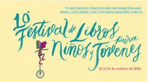 Festival del libro para niños, Bogotá 2016