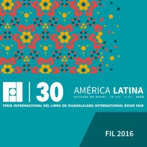 Feria del Libro de Guadalajara 2016